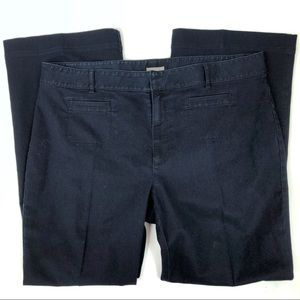 🐱 J.Jill Dark Wash Wide Leg Bootcut Pants
